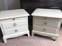 Refurbished Vintage Stag Bedside Tables/Side Tables (Can Drop off)