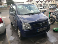 Vauxhall Agila 1.0 Petrol Manual 5 Door Hatchback Purple PX Bargain