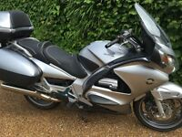Honda ST1300 Pan European ABS Model, reg 2004, only £3,500 + Helmet (tourer like VFR, R1200RT, FJR)