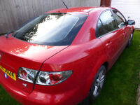 Mazda 6 TS2 - MOT failure, all offers considered