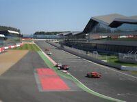 2 x F1 Silverstone Club Corner + Parking