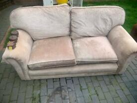 FREE 2 Seater sofa. Collection only.