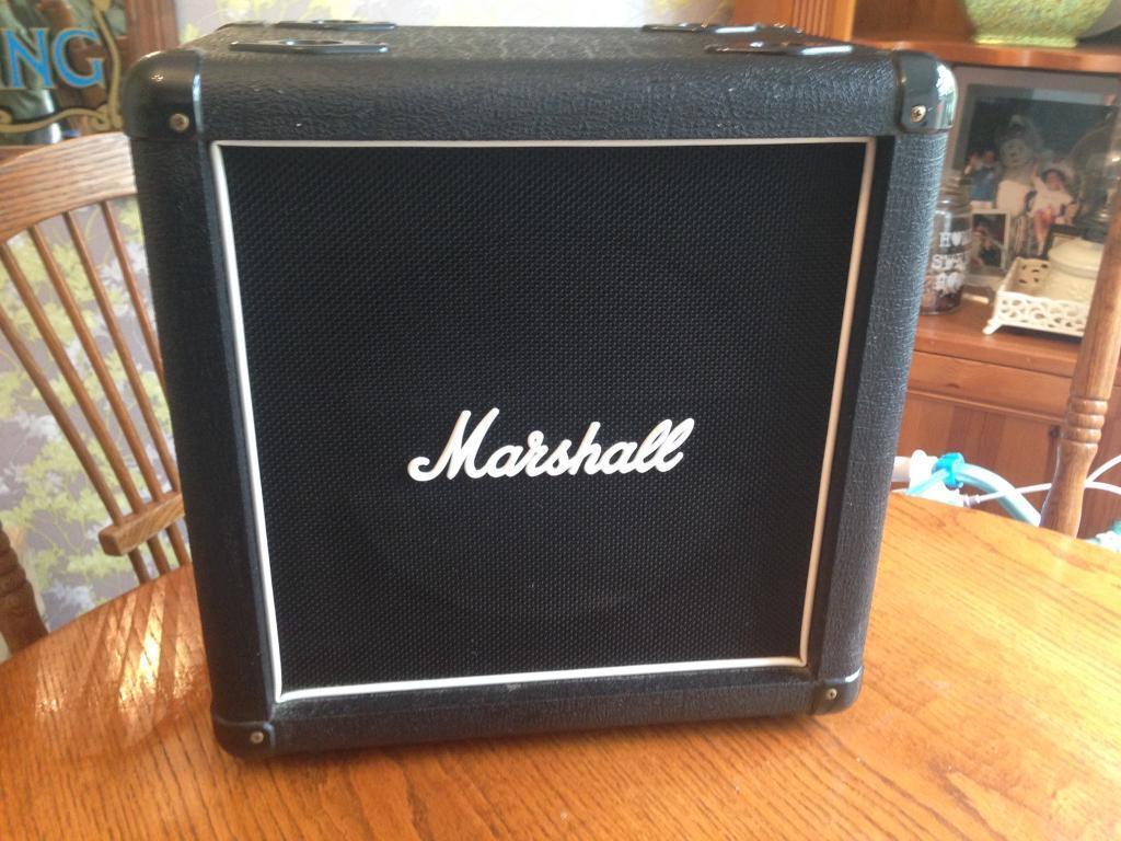 MARSHALL 1x10 SPEAKER EXTENSION CABINET | in St Helens, Merseyside ...