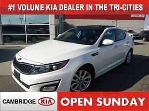 2015 Kia Optima EX Luxury / NAV / SUNROOF / LEATHER