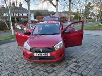 Suzuki, CELERIO, Hatchback, 2018, Manual, 998 (cc), 5 doors