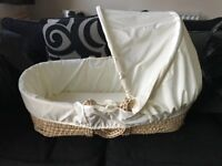 Neatural moses basket