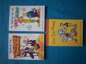3 x Judy Moody Books IP1