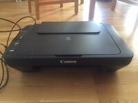 Canon Colour Printer with Print/Copy/Scan funtions