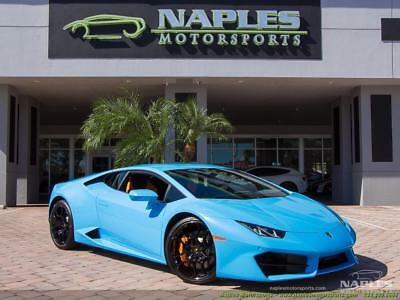 2017 Lamborghini Huracan Lp 580 2 2017 Lamborghini Huracan Lp 580 2  2 Door Coupe