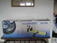 Astronomical Telescope 700x76