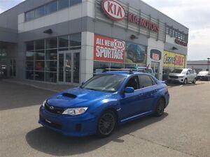 2013 Subaru WRX w/Limited Pkg