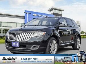 2013 Lincoln MKX SAFETY AND RECONDITIONED