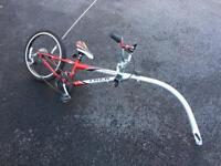 Trek 20 Mountain Train trailer bike ***NEW PRICE***