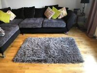 Gorgeous Grey/Silver Rug
