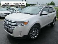 2011 Ford Edge LIMITED W/ NAV & ROOF
