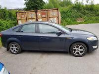 FORD MONDEO ZETEC TDCI 1753cc 5 DOOR HATCHBACK Diesel Manual