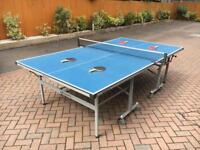 Butterfly indoor/outdoor table tennis table