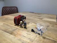 Lego Star Wars Reys Speeder