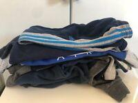 BOYS DESIGNER CLOTHES BUNDLE AGE 6-8 RALPH LAUREN ETC