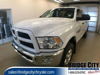 2015 Ram 2500 Outdoorsman 4WD Crew - LOW KMS w/ FACTORY WARRANTY