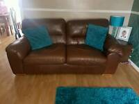 3 seater couch and chair