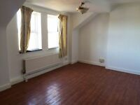 A newly decorated one bedroom first floor apartment, wooden flooring & blinds throughout.