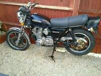 1980 suzuki gs 550 for sale