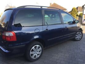 Ford Galaxy 2.3 Auto 53 plate