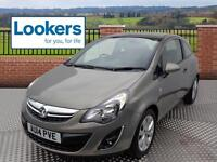 Vauxhall Corsa EXCITE AC (brown) 2014-03-19
