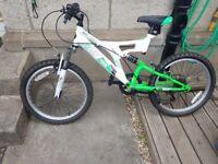 20 inch kids mountain bike