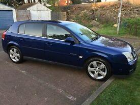 2005 Vauxhall Signum 1.8 i 16v Elegance 5dr Long Mot @07445775115@