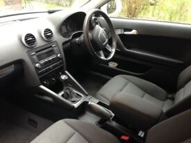 Audi A3 Great condition troughout 55k miles only