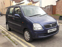 MOT AUG 2017...VERY SPACIOUS...LOW INSURANCE..PRICED CHEAP FOR QUICK SALE..