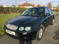 2000 Rover 25 1.4iE 16v 5dr in British Racing Green