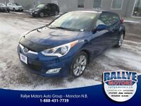 2016 Hyundai Veloster Entry, SAVE OVER $4500 $104 B/W