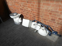 Complete Disabled Toilet suite