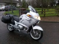 for sale ///// 2004 bmw R1150RT ex gove