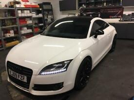 Audi TT 2009 2.0 turbo 80k black edition