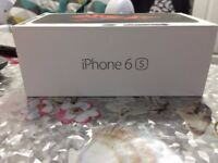 iPhone 6S 128 GB Unlocked - Brand New - Warranty until August 2018 - Space Grey