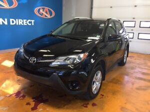 2015 Toyota RAV4 LE AWD/ AUTO/ AIR/ CRUISE/ BLUETOOTH!