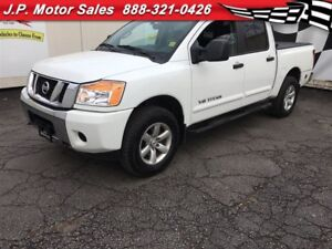 2015 Nissan Titan SV, Super Cab, Auto, Back Up Camera, 4*4