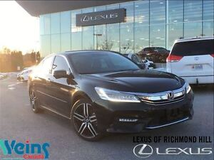 2016 Honda Accord Touring* V6* Navi* LDA* *LOADED