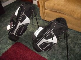 2x Lite-Flex Junior Golf Bags (good clean condition)