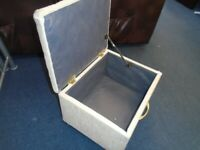 FOOTREST/STORE BOX at Haven Trust's charity shop at 247 Radford Road, NG7 5GU