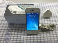 IPhone 4 16GB on O2 network, Immaculate condition.