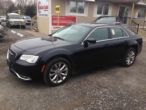 2015 Chrysler 300 Touring Limited AWD  - NO Payments and No Inte London Ontario image 2
