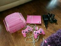Pink PS2 for sale