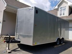 Like New 2018 Continental Cargo 8.5' x 20'