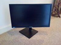 "Samsung LED PC/Laptop monitor s22a450bw 22"" HD"