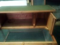 Got rabbit hutch for sale had some use out of put in OK condition